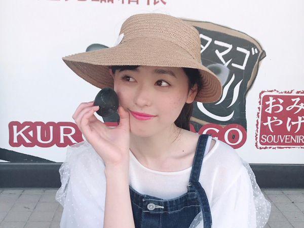福原遥 エロ画像153