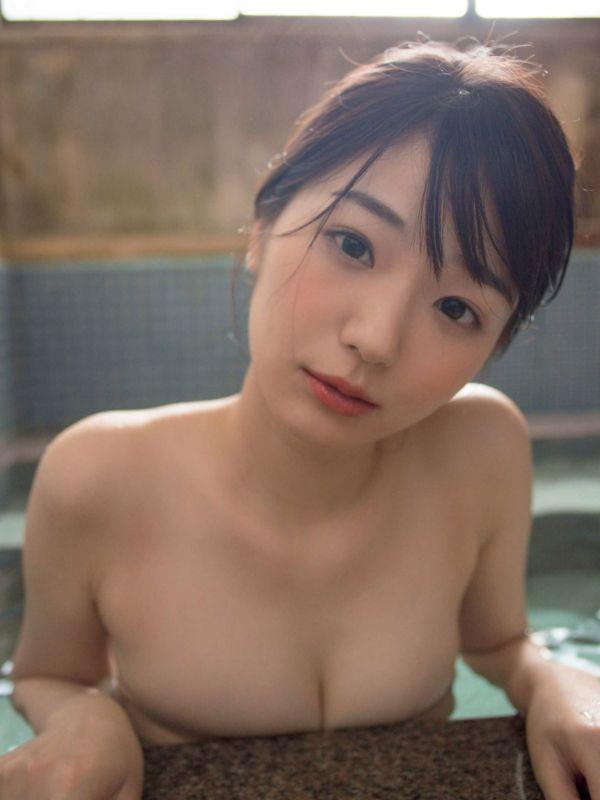 長谷川かすみ水着エロ画像012