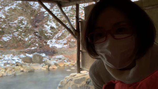 温泉Youtuber乳首ポロリエロ画像021
