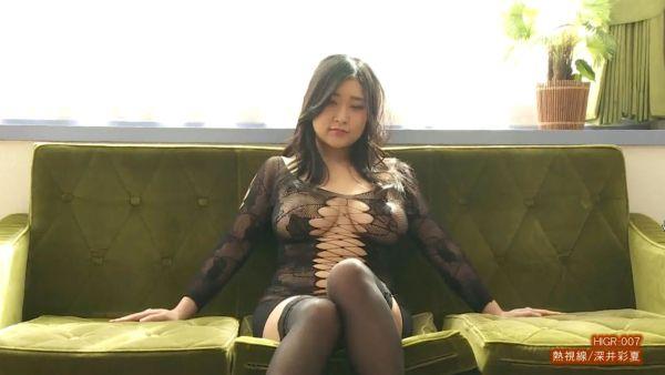 深井彩夏 ヌードエロ画像019