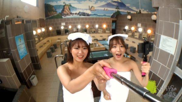 SKE48熊崎晴香 放送事故エロ画像012
