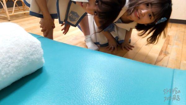 SKE48熊崎晴香 放送事故エロ画像035