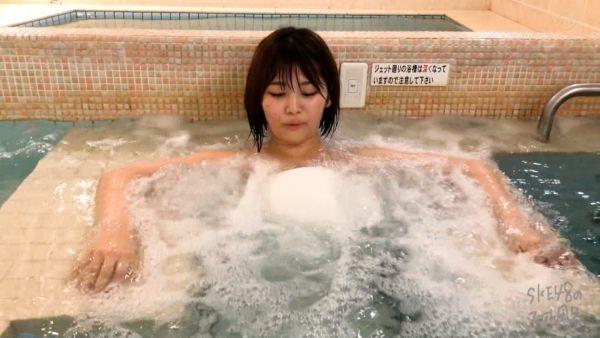 SKE48熊崎晴香 放送事故エロ画像088