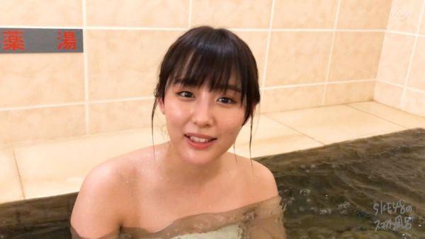 SKE48熊崎晴香 放送事故エロ画像094