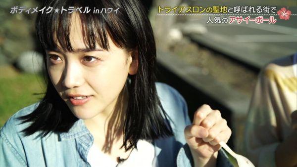 松井愛莉 透けパンツ エロ画像005