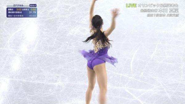 フィギュアスケート エロ画像
