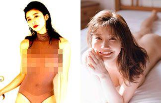 小倉優香エロ画像を厳選!乳首やポロリ、巨乳ヌードグラビア総まとめ!画像
